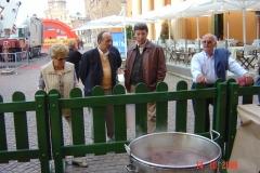 La Cottura del Mosto in Piazza, anno  2006
